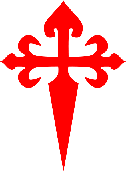 Símbolo de la Orden de Santiago