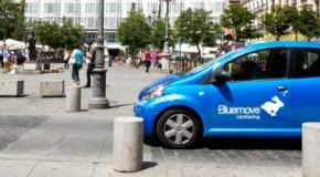 Bluemove presenta un nuevo concepto de alquiler de coches