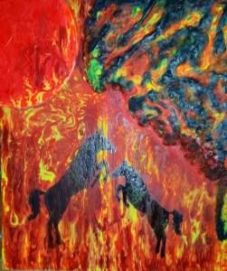 Pintora en Tenerife sur, Galeria de arte en Tenerife sur