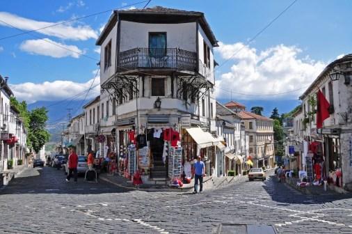 Αργυρόκαστρο, Αλβανία