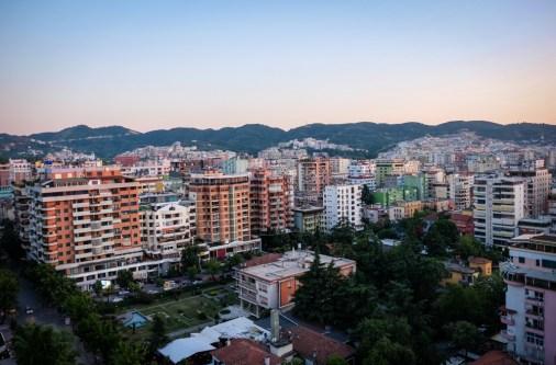 Τίρανα, Αλβανία