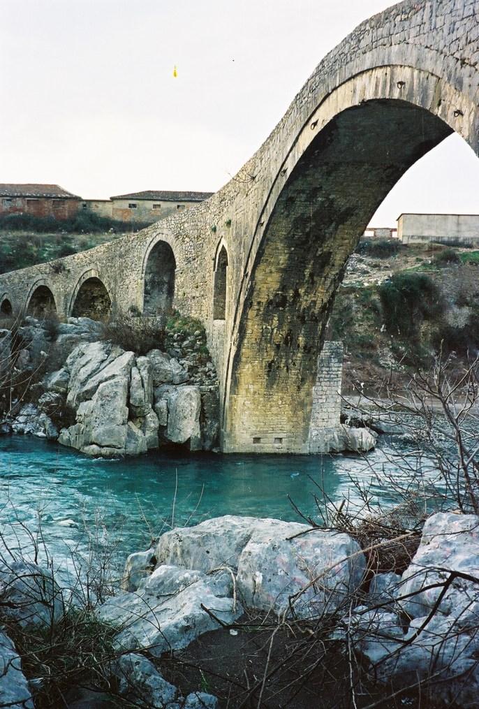 Mes Bridge, Αλβανία