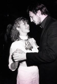 Helen Mirren and Liam Neeson