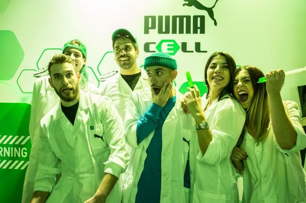 Puma CELL-6