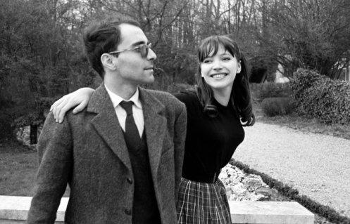 jean-luc-godard-e-anna-karina-in-francia-attorno-al-1960-credit-giancarlo-botti-gamma-rapho-via-getty-images