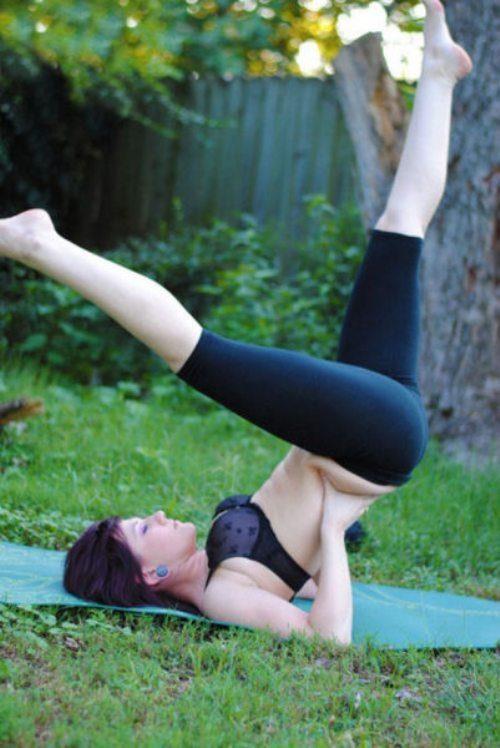 Yoga Pants el mejor invento para sobrevivir a la mitad de