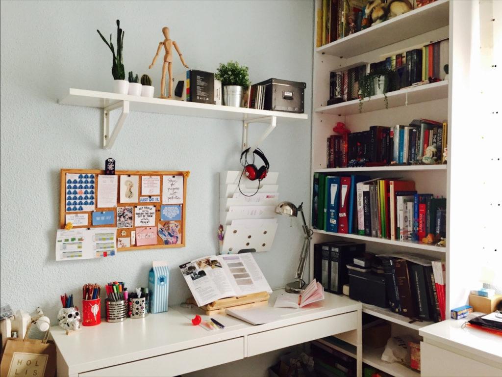 Ms inspiracin para la decoracin de oficinas en casa 67