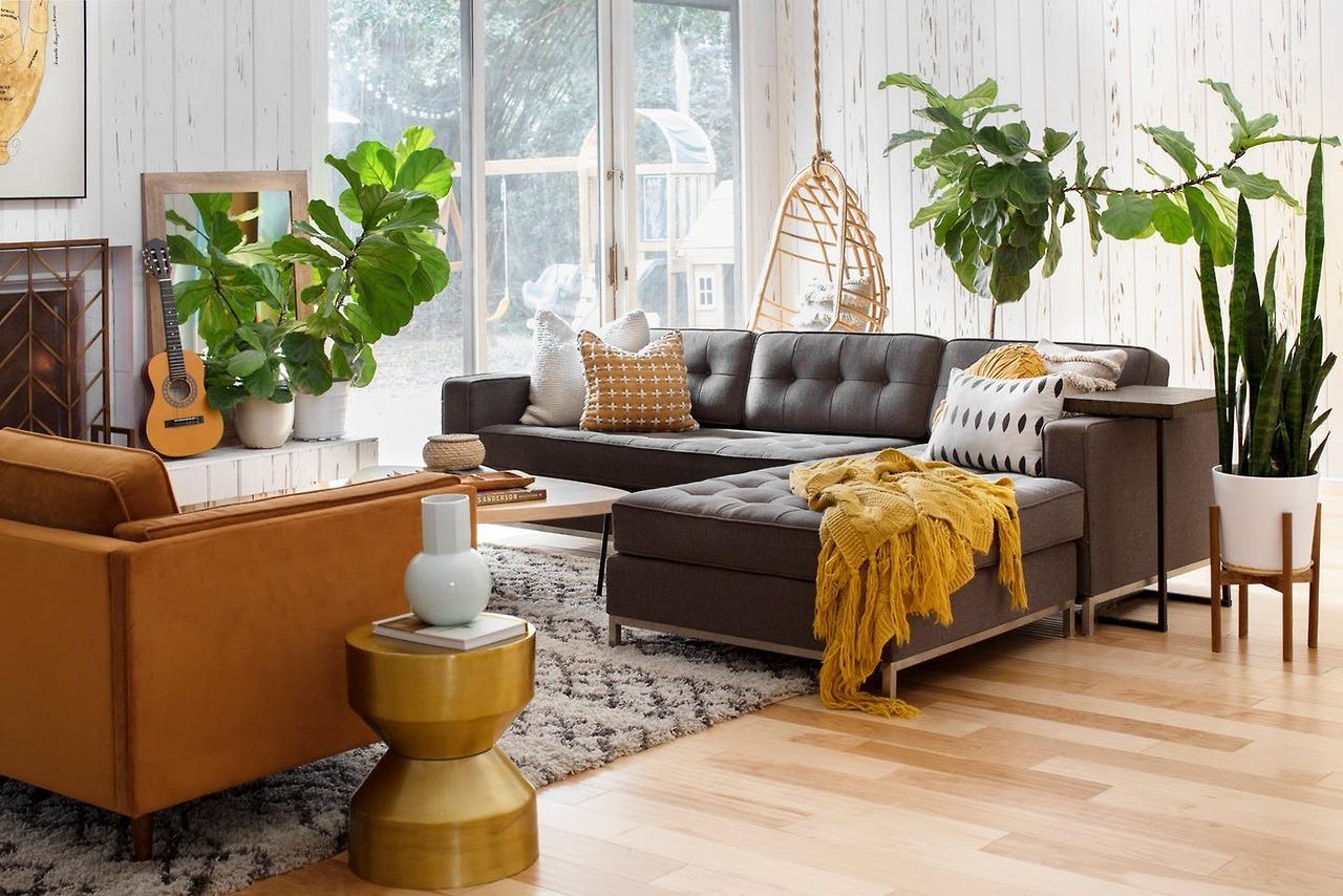 Ideas para decorar y disear la sala de tu casa  El124