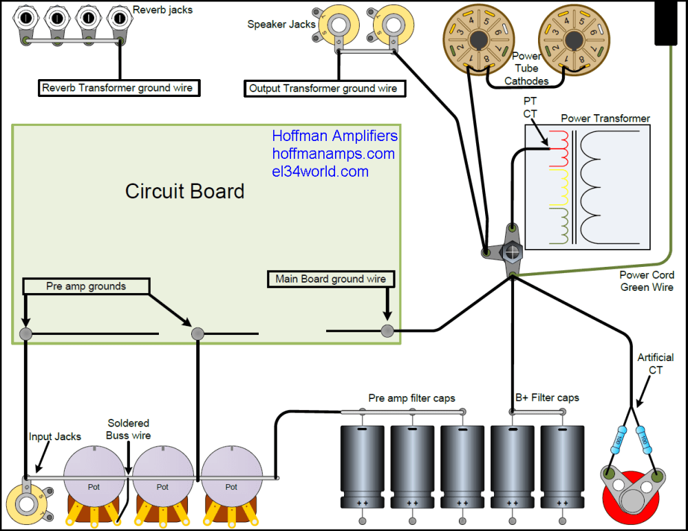 medium resolution of regarding that diagram i understand that all jacks are not isolated so they are grounded by being in contact with the chassis maybe the speaker jacks it