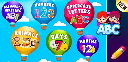 تطبيق رائع لتعليم الانجليزية للاطفال ABC KIDS