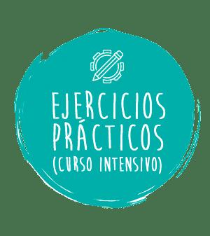 EJERCICIOS PRÁCTICOS (CURSO INTENSIVO)