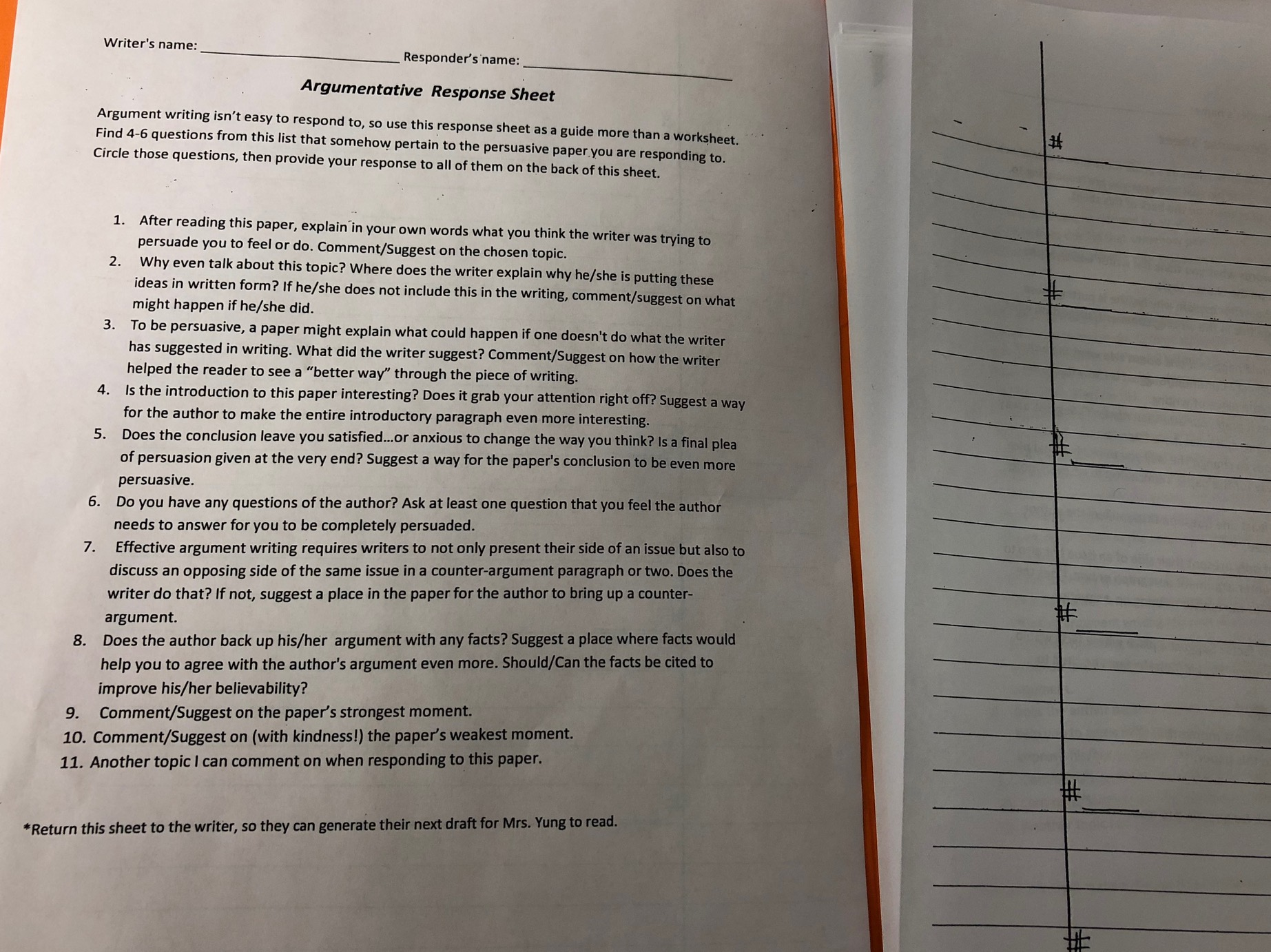 hight resolution of Here's what Writer's Workshop looks like in my middle school classroom – ELA  Brave and True by Marilyn Yung