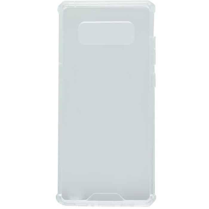 POWERTECH Θήκη ShockProof TPU για Samsung Note 8, Transparent | Αξεσουάρ κινητών | elabstore.gr
