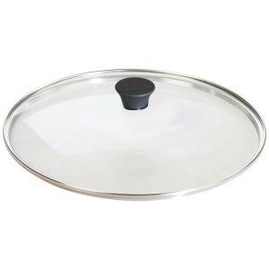 FLONAL Γυάλινο καπάκι 26cm με τρύπα εκτόνωσης ατμού | Οικιακές & Προσωπικές Συσκευές | elabstore.gr