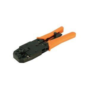 Crimping tool universal Logilink WZ0003 | NETWORKING TOOLS | elabstore.gr