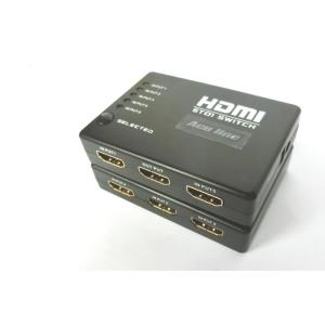 HDMI Switch 5Port Aculine SW-002   A/V SWITCHES   elabstore.gr