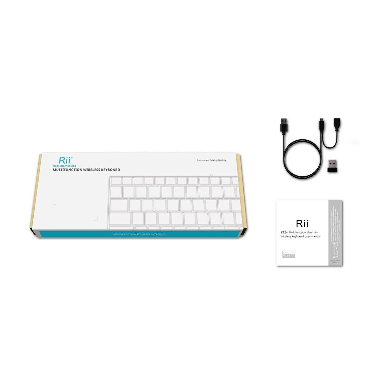 Riitek Mini K12 Touchpad