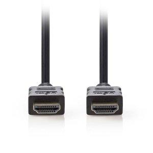 NEDIS CVGP34000BK150 High Speed HDMI Cable with Ethernet HDMI Connector-HDMI Con | ΚΑΛΩΔΙΑ / ADAPTORS | elabstore.gr