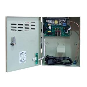 POWERTECH τροφοδοτικό CP1204-3A-B για CCTV-Alarm, DC12V 3A, 4 κανάλια | Κλειστό Κύκλωμα CCTV | elabstore.gr