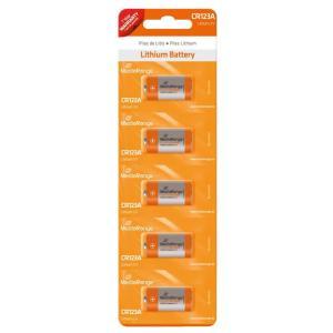 MEDIARANGE Μπατ.Lithium CR123A/3V, Pack 5 | Μπαταρίες | elabstore.gr