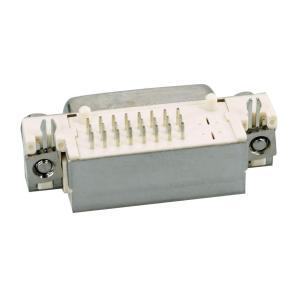DVI Connector - DVI 24+1, Nickel,  White   Service   elabstore.gr