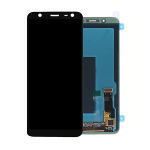 SAMSUNG Original LCD & Touch Panel για Galaxy Α3 2017 Α320, Black | Service | elabstore.gr