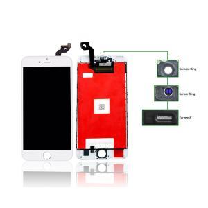 TIANMA High Copy LCD iPhone 6S Plus, Camera-Sensor ring, ear mesh, White | Service | elabstore.gr