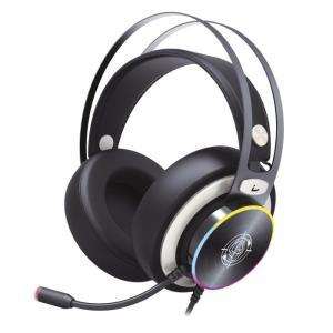 Headphone Zeroground RGB USB 7.1 HD-2800G SOKUN | HEADPHONES | elabstore.gr