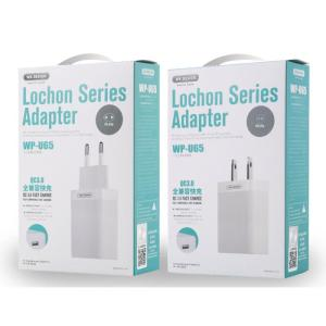 Quick Charger 3.0 WK WP-U65 | MOBILE COMPONENTS | elabstore.gr