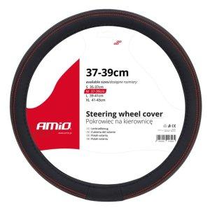 AMIO Κάλυμμα τιμονιού αυτοκινήτου 01355, 37-39cm | Gadgets | elabstore.gr