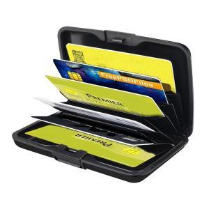 INTIME πορτοφόλι προστασίας ανάγνωσης πιστωτικών καρτών IT-018, μαύρο | Οικιακές & Προσωπικές Συσκευές | elabstore.gr