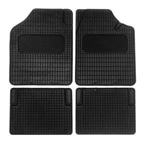 AMIO Σετ Πλαστικά πατάκια αυτοκινήτου RCM-02 01710, large, universal | Gadgets | elabstore.gr