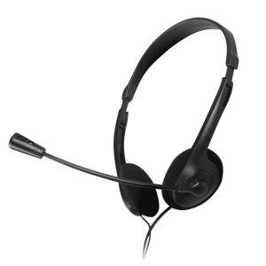 NOD PRIME HDS-005 HEADPHONES WITH MIC,BLACK   ΠΕΡΙΦΕΡΕΙΑΚΑ Η/Υ & LAPTOP   elabstore.gr