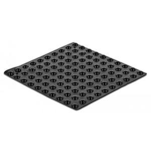 DELOCK Αυτοκόλλητη βάση προστασίας 18306, 3Μ, 5x2mm, μαύρη, 100τμχ | Αναλώσιμα - Είδη Γραφείου | elabstore.gr