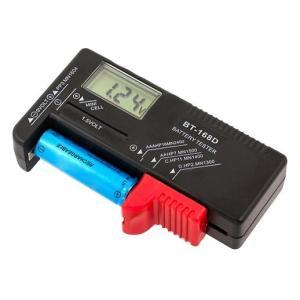 Συσκευή μέτρησης ισχύος μπαταρίας 1.5V & 9V AG372A με LCD οθόνη | Εργαλεία | elabstore.gr