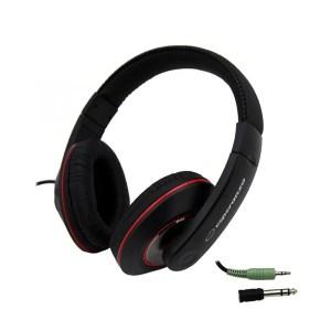 Ακουστικό με καλώδιο 5m αναδιπλούμενο | ELABSTORE.GR