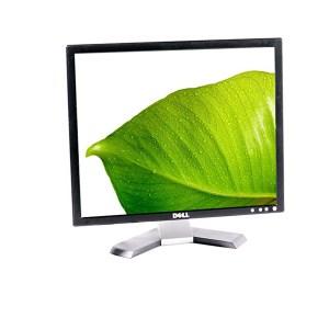 "Used Monitor E198FP TFT/Dell/19""/1280 x1024/Black & Silver/VGA | ELABSTORE.GR"