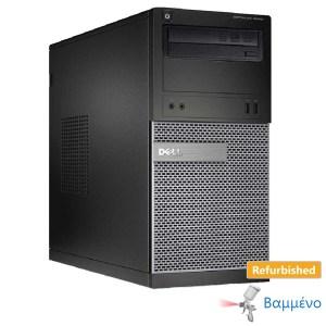 DELL 3020 Tower i5-4590/4GB DDR3/500GB/DVD/8P Grade A Refurbished PC | ELABSTORE.GR