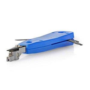 NEDIS CCGP89555BU LSA Punch-down Tool Blue | ΔΙΚΤΥΑΚΑ / SMART HOME | elabstore.gr