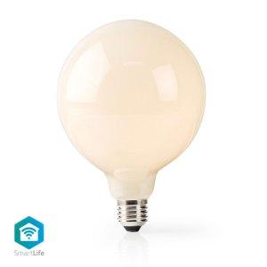 NEDIS WIFILF11WTG125 Wi-Fi Smart LED Bulb E27 125 mm 5 W 500 lm White   ΔΙΚΤΥΑΚΑ   elabstore.gr