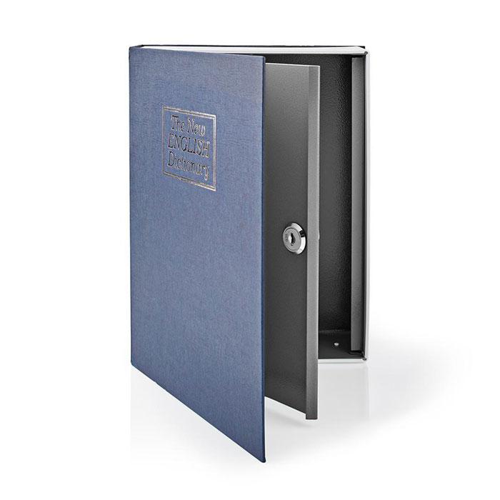 NEDIS BOOKSEDM01BU Book Safe - The New English Dictionary Medium | SECURITY | elabstore.gr