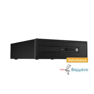 HP 600G1 SFF i5-4570/4GB DDR3/500GB/DVD/8P Grade A Refurbished PC | ELABSTORE.GR