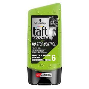 SCHWARZKOPF TAFT LOOKS power gel μαλλιών No stop control, No6, 150ml   Οικιακές & Προσωπικές Συσκευές   elabstore.gr