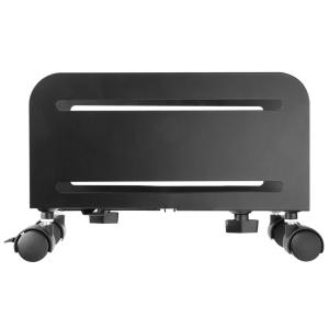 BRATECK Μεταλλική βάση PC CPB-4 με ροδάκια, Universal, έως 10kg | PC & Αναβάθμιση | elabstore.gr