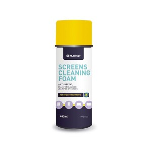 Omega FS5144 Αντιστατικός αφρός καθαρισμού LCD/TFT Οθονών 400ml | Χαρτικά & Καθαριστικά | elabstore.gr