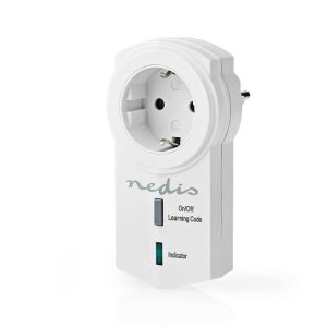 NEDIS RFPM120FWT RF Smart Plug On/Off RF Mesh Range Extender Schuko Type F 3680 | ΦΩΤΙΣΜΟΣ / ΗΛΕΚΤΡΟΛΟΓΙΚΑ | elabstore.gr