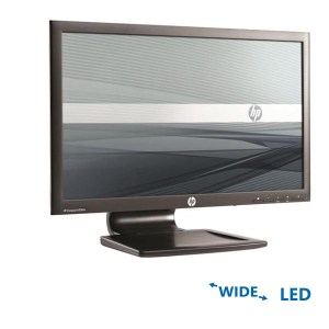 "Used Monitor LA2306x LED/HP/23""/1920x1080/wide/Black/VGA&DVI-D&DP&USB Hub | Refurbished | elabstore.gr"