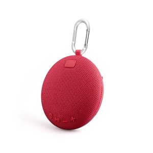 Φορητό Ηχείο Bluetooth 5W Waterproff IPX5 Cross κόκκινο PMG14R | Περιφερειακά | elabstore.gr