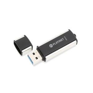 PLATINET USB 2.0 X-DEPO  Flash Disk 128GB μαύρο PMFE128 | Περιφερειακά | elabstore.gr