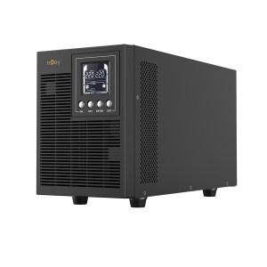 UPS ONLINE 2KVA/1600W LCD with 4 x GP07122L | Προστασία Ρεύματος UPS | elabstore.gr